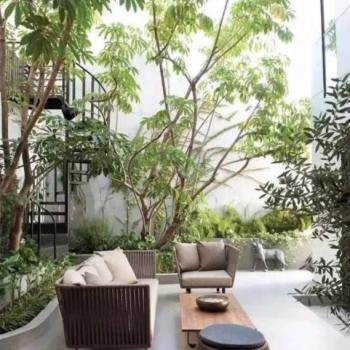 户外家具的主要材料以及特性