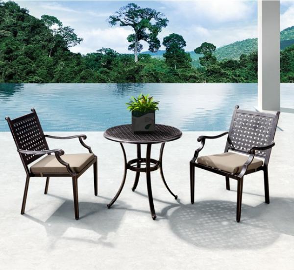 铸铝桌椅 FCO-CAO006
