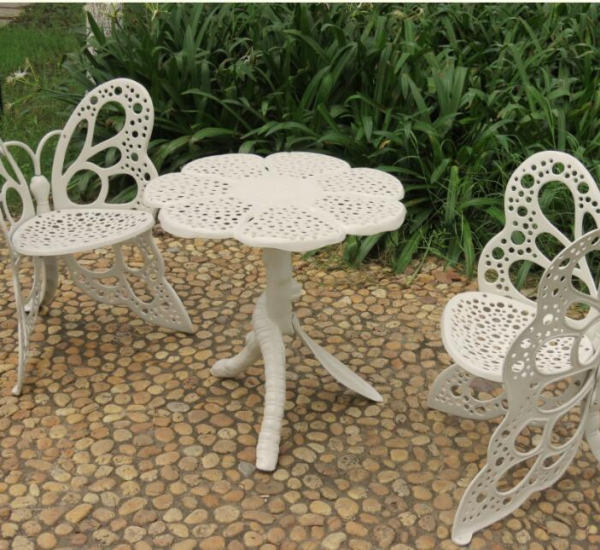 铸铝桌椅 FCO-CAO0022